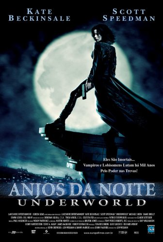 Poster do filme Anjos da Morte