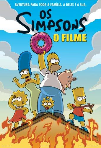 Poster do filme Os Simpsons - o filme