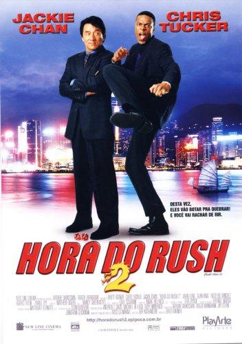 Poster do filme A Hora do Rush 4