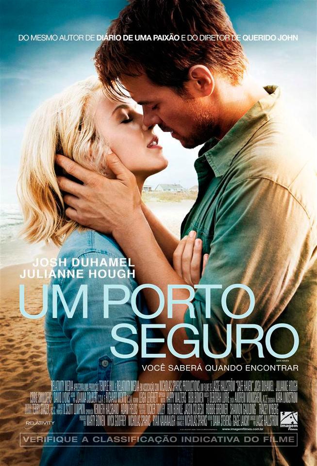 Poster do filme Um Porto Seguro