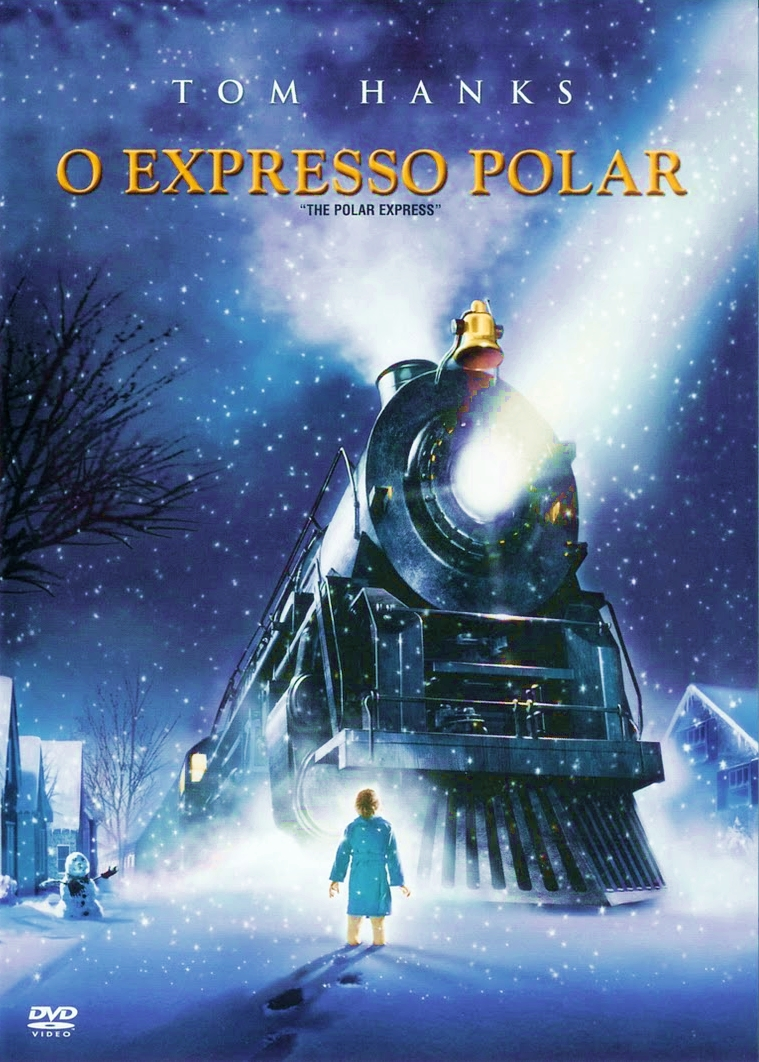 Poster do filme O Expresso Polar