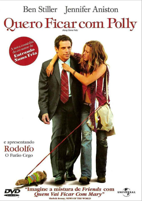 Poster do filme Quero Ficar com Polly