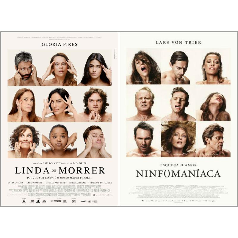 Poster do filme Linda de morrer