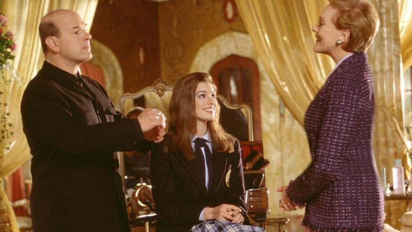 Sessao Da Tarde O Diario Da Princesa Vai Ao Ar Hoje Nh Tv