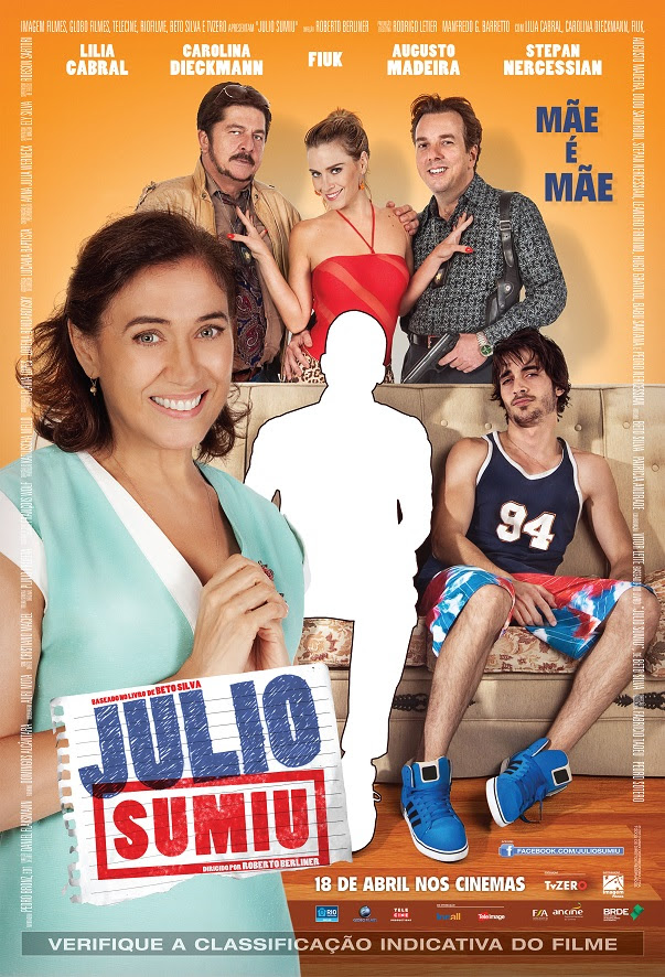 Poster do filme Júlio sumiu