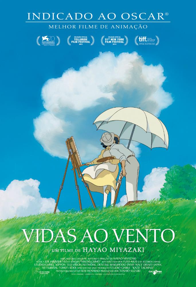 Poster do filme Vidas ao Vento