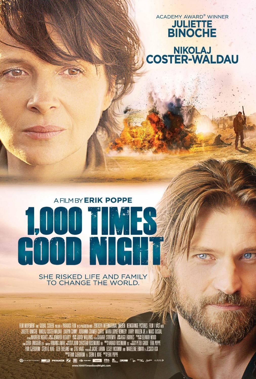 Poster do filme Mil Vezes Boa Noite