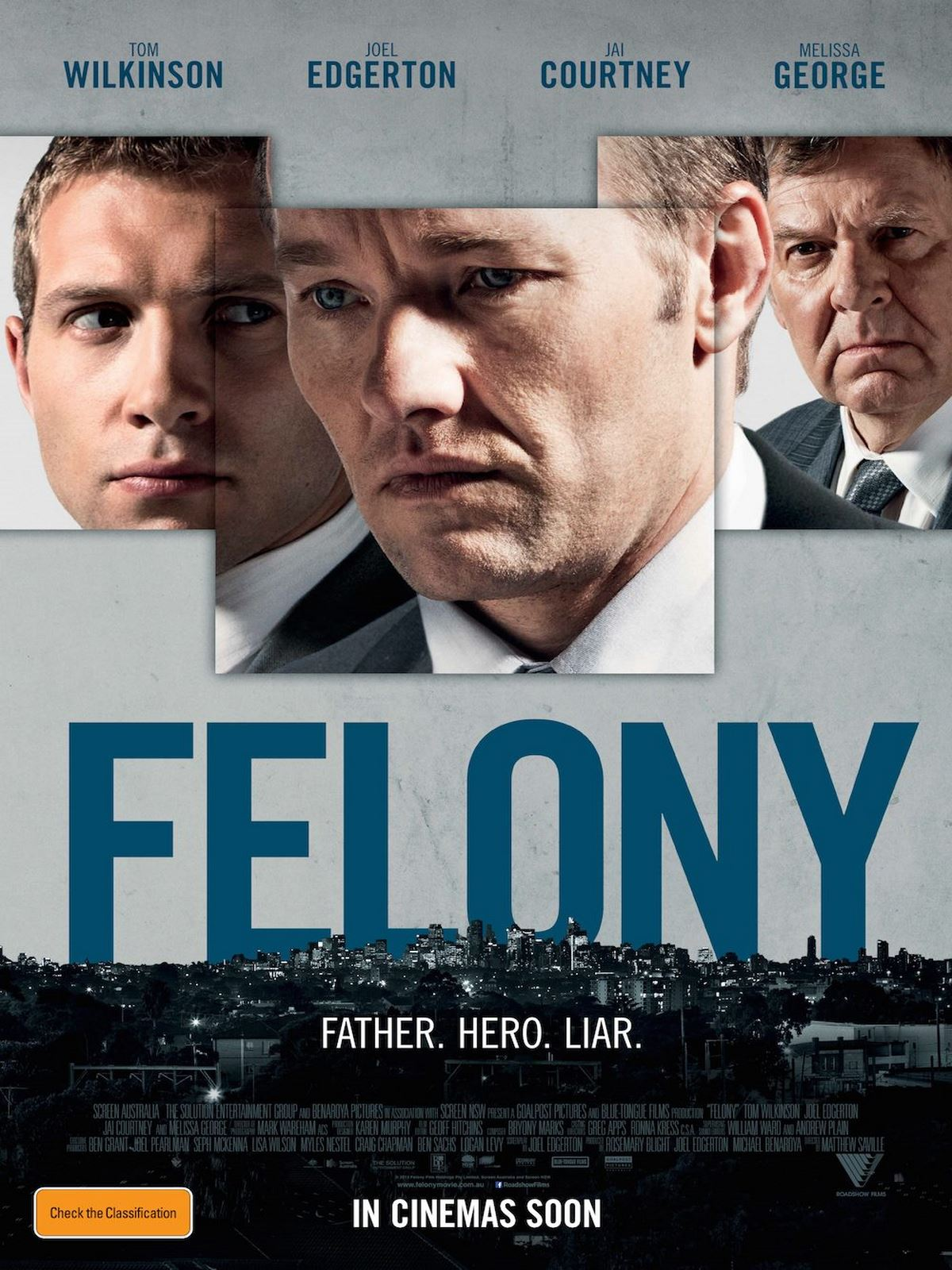 Poster do filme Segredos de um crime