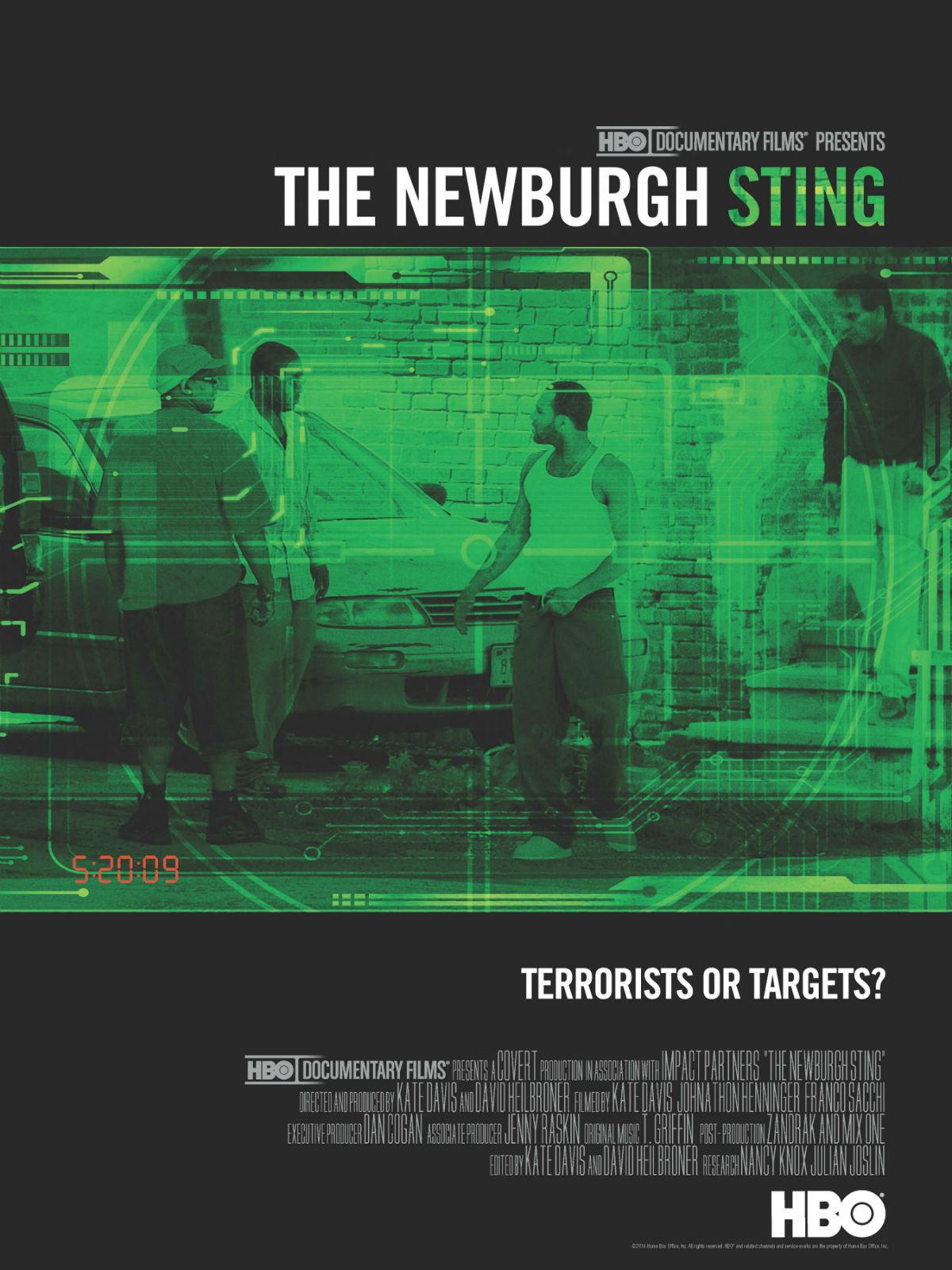Poster do filme O Ataque a Newburgh