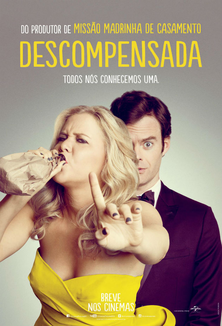 Poster do filme Descompensada