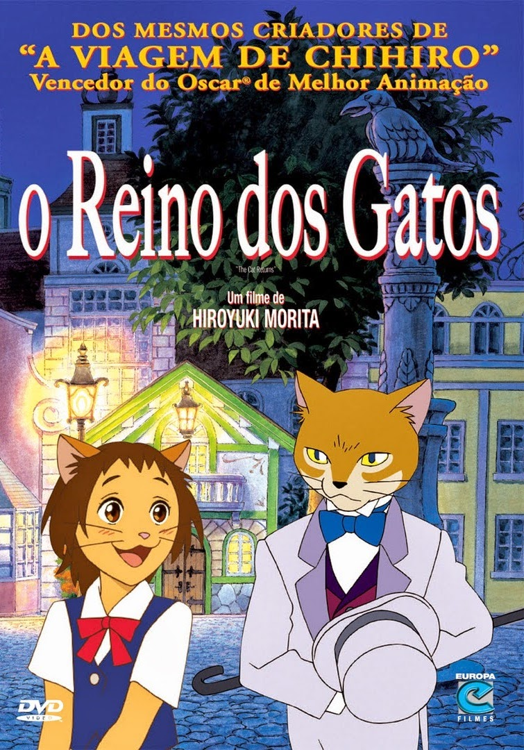 Poster do filme O Reino dos Gatos