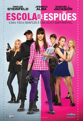 Poster do filme Escola de espiões