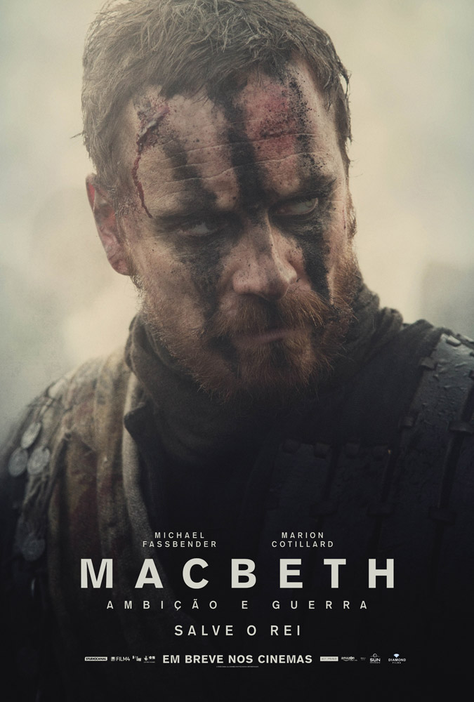 Poster do filme Macbeth: Ambição e Guerra
