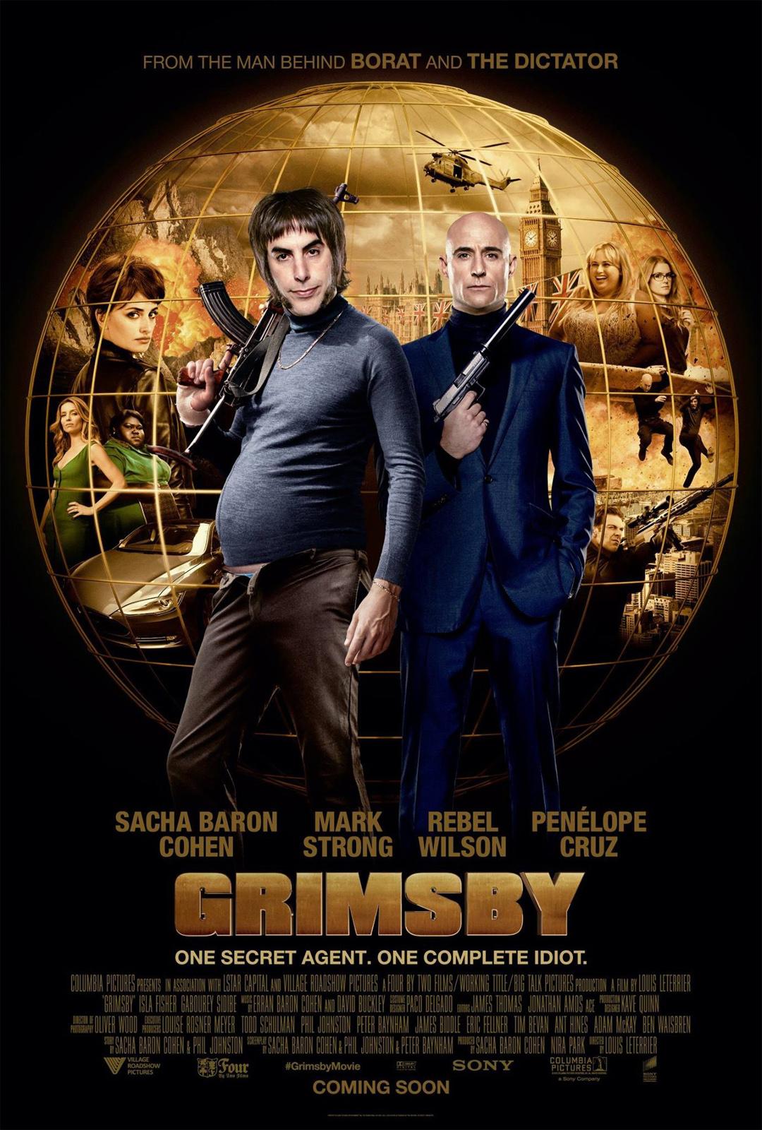 Poster do filme Irmão de Espião
