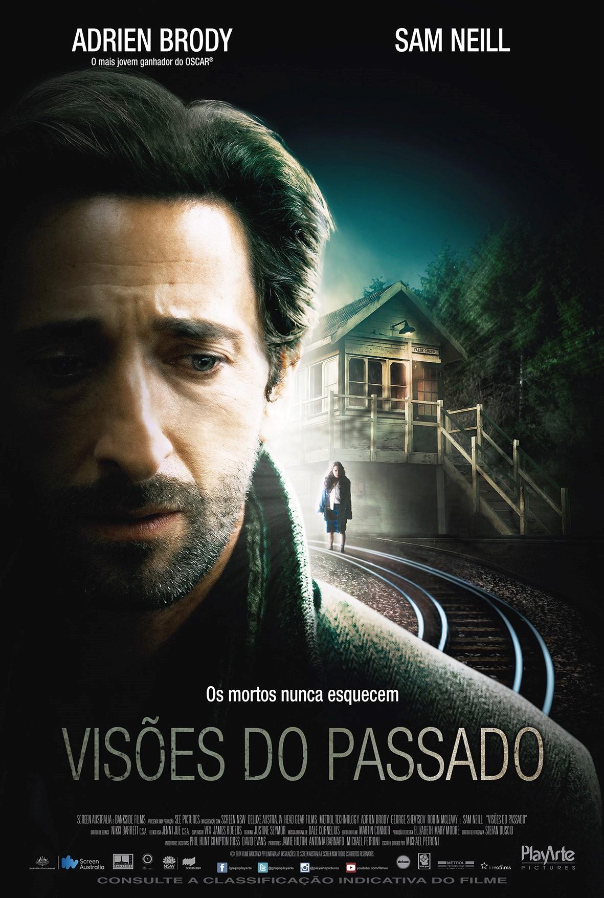 Poster do filme Visões do Passado