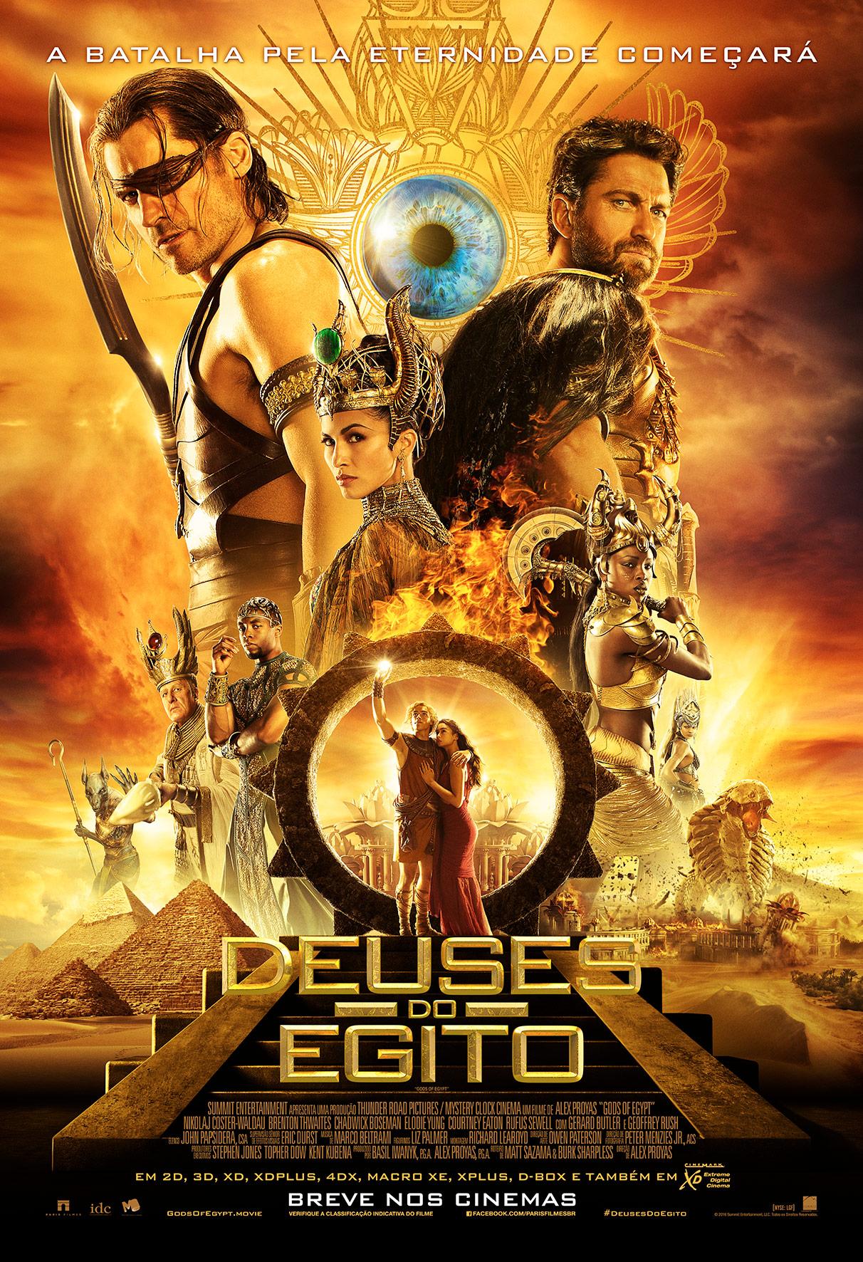 Poster do filme O Último Egípcio