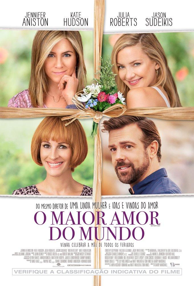 Poster do filme O Maior Amor do Mundo