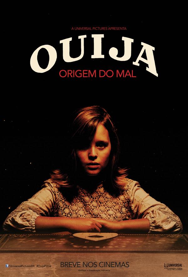 Poster do filme Ouija: Origem do Mal
