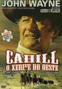 Resultado de imagem para Cahill, Xerife do Oeste