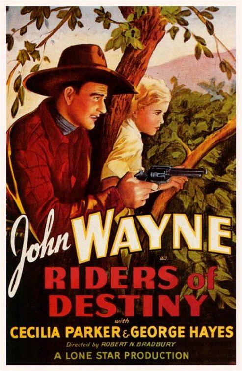 Poster do filme O Cavaleiro do Destino
