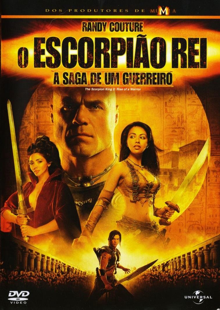 Poster do filme O Escorpião Rei