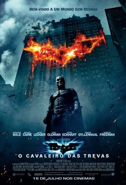 Poster do filme Batman: O Cavaleiro das Trevas