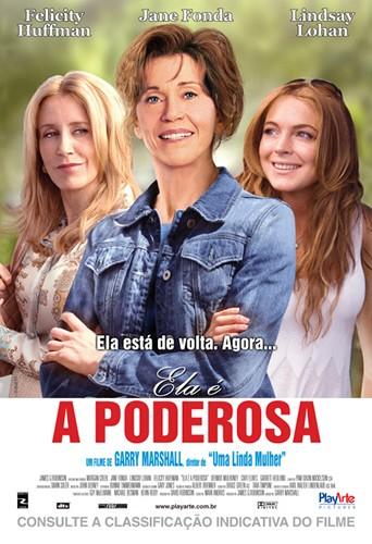 Poster do filme Ela é a Poderosa