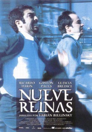 Poster do filme Nove rainhas