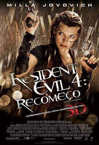 Poster do filme Recomeço