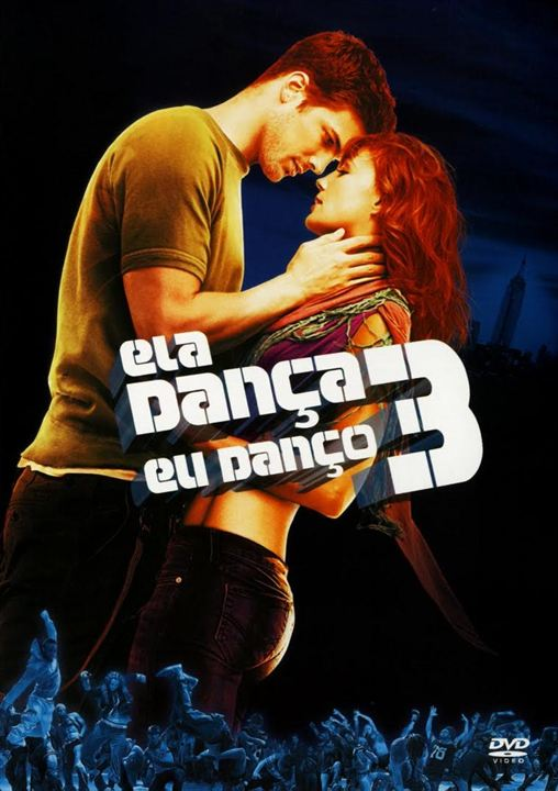 Poster do filme Ela dança, eu danço 3