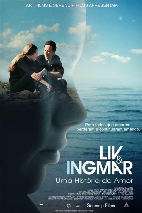 Poster do filme Liv & Ingmar – uma história de amor