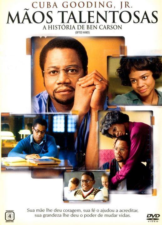 Poster do filme Mãos Talentosas: A História de Ben Carson