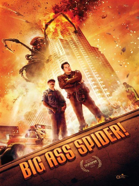 Poster do filme Maldita Aranha Gigante!