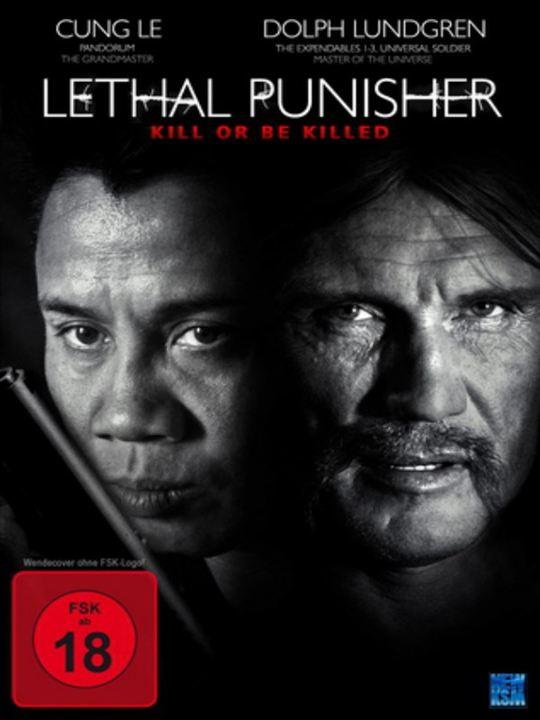 Poster do filme Justiça Cega