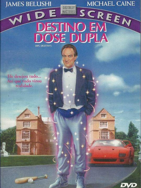 Poster do filme Destino em Dose Dupla