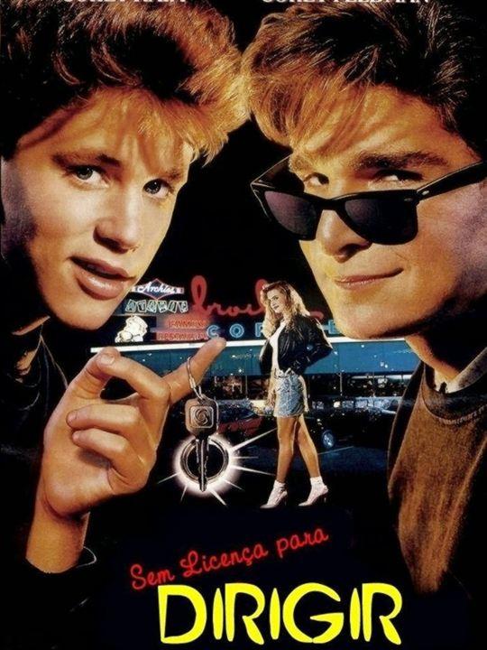 Poster do filme Sem Licença para Dirigir