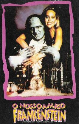 Poster do filme O Nosso Amigo Frankenstein