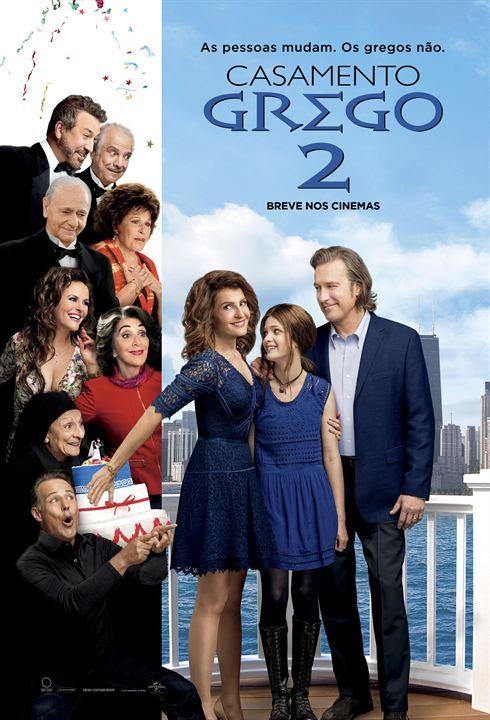 Poster do filme Casamento Grego