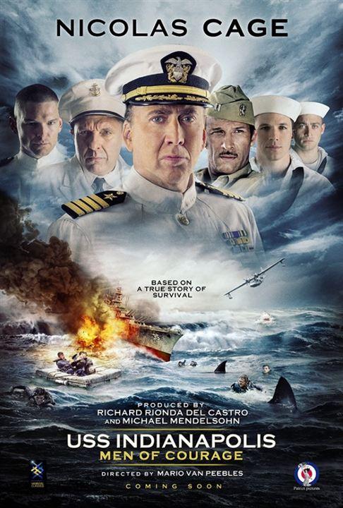 Poster do filme Coragem