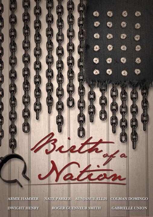 Poster do filme O Nascimento de uma Nação