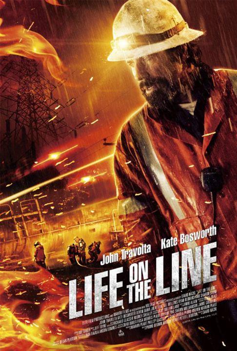 Poster do filme Uma Vida por um Fio