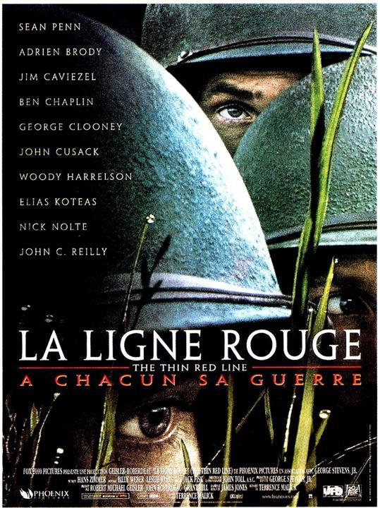 Poster do filme Além da linha vermelha