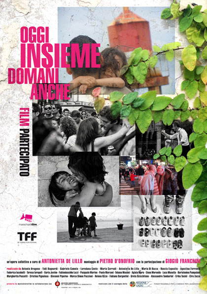 Poster do filme Juntos Hoje, Amanhã Também - Filme Participativo
