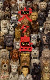Resultado de imagem para ilha dos cachorros poster