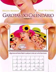 Poster do filme Garotas do Calendário