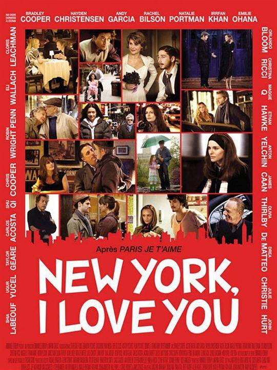 Poster do filme Nova York, Eu Te Amo