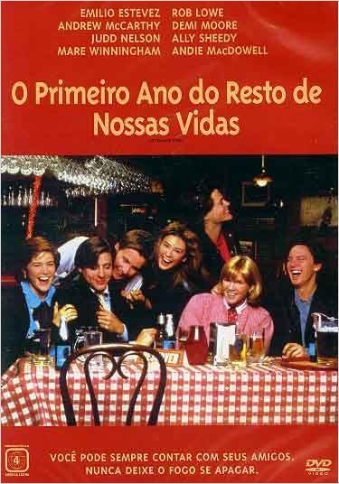 Poster do filme O Primeiro Ano do Resto de Nossas Vidas