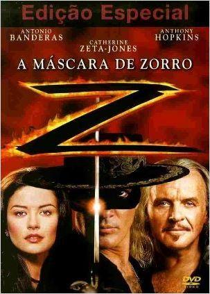 Poster do filme A Lenda do Zorro
