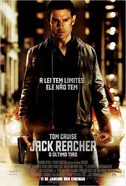 Jack Reacher - O Último Tiro : poster