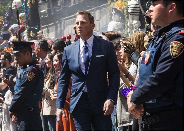 007 Contra Spectre : Foto Daniel Craig